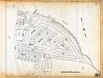 Plate 061, Belmont Assessor Plans 1931